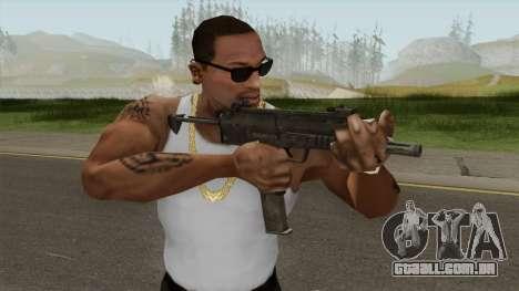 Battle Carnival MP7 para GTA San Andreas
