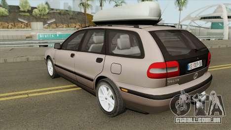 Volvo V40 Kombi para GTA San Andreas