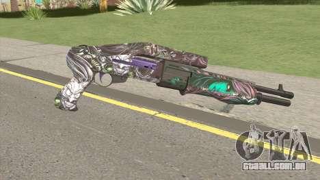 Shotgun (Xorke) para GTA San Andreas