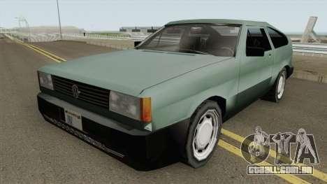 Volkswagen Gol GTi 1990 Beta 2 TCGTABR para GTA San Andreas