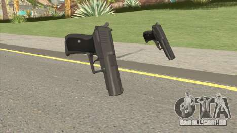 Binary Domain - Pistol P226 para GTA San Andreas