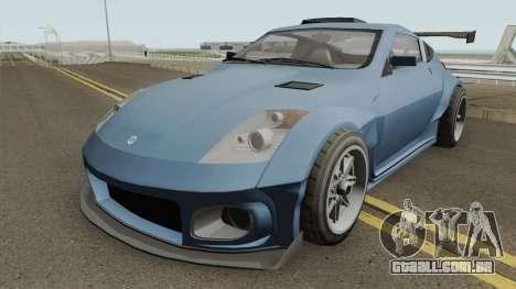 Annis ZR380 Standard V2 GTA V para GTA San Andreas