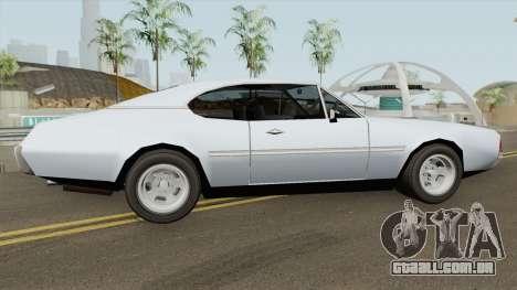 Clover Restored para GTA San Andreas