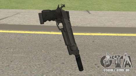 Hummer Pistol Supp para GTA San Andreas
