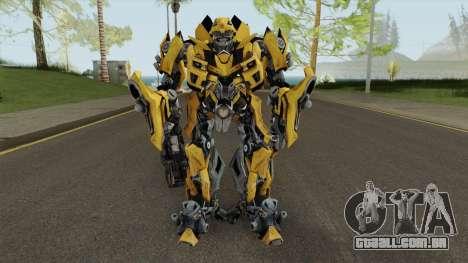 Bumblebee Weapon para GTA San Andreas