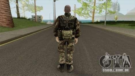Eminen Militar para GTA San Andreas