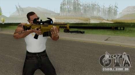 Barrett M98 Anti-Material Sniper para GTA San Andreas