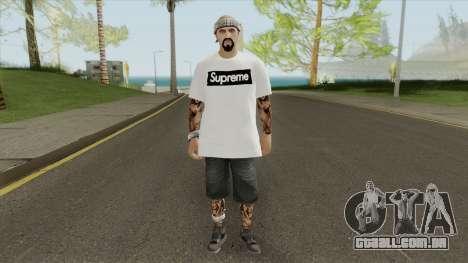 Skin Random 175 (Outfit Lowrider) para GTA San Andreas