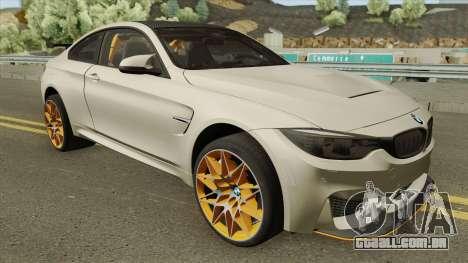 BMW M4 GTS 2016 para GTA San Andreas