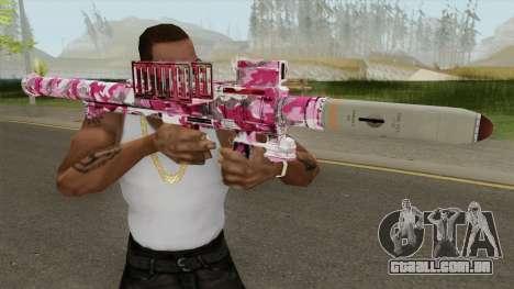 GTA Online RPG V2 para GTA San Andreas