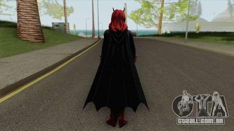 Batwoman Heroic From DC Legends para GTA San Andreas