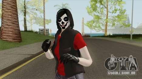 GTA Online Random Skin 21 para GTA San Andreas