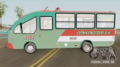 De Busetas Colombiana V2 para GTA San Andreas