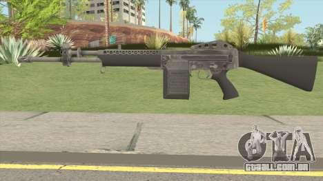 Stoner 63A para GTA San Andreas