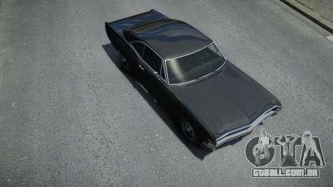 Declasse Impaler para GTA 4