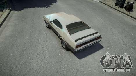 Vapid Razor para GTA 4
