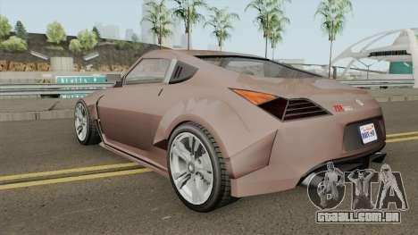 Annis ZR380 Stock GTA V para GTA San Andreas