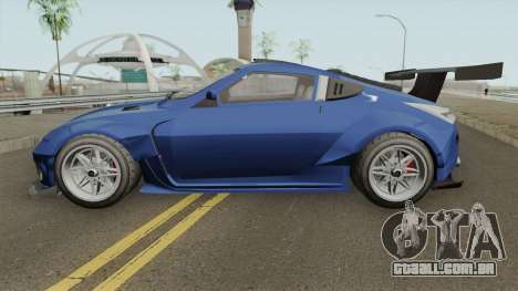 Annis ZR380 Standard GTA V IVF para GTA San Andreas
