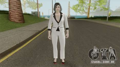Female Random Skin 3 From GTA V Online para GTA San Andreas