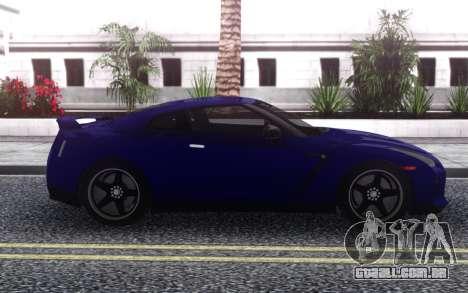 Nissan GTR Dima Gordey para GTA San Andreas