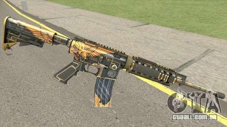 Rules Of Survival AR15 Tercel para GTA San Andreas