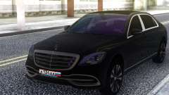 2018 Mercedes-Benz S-Class Maybach para GTA San Andreas