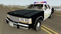 Sheriff Car RE:2 Remake para GTA San Andreas