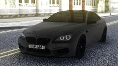 BMW M6 Grey para GTA San Andreas