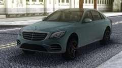 Mercedes-Benz S650 W222 para GTA San Andreas