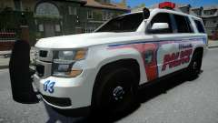 Chevrolet Tahoe Woodville Police 2015