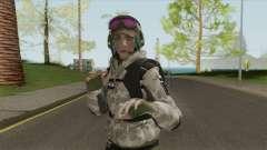 Ela Bosak From Rainbow Six Siege para GTA San Andreas
