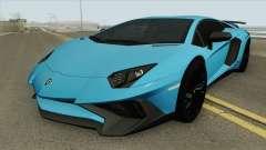 Lamborghini Aventador LP750-4 SV para GTA San Andreas