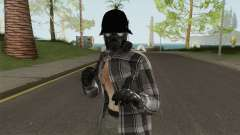 GTA Online Skin 3 HQ para GTA San Andreas