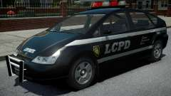 Dilettante LCPD Police