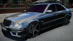 Mercedes-Benz E63 W211 AMG Black para GTA 4