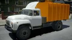 ZIL 431410 Caminhão de Lixo para GTA 4