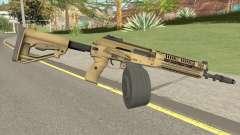 PAYDAY 2 RPK-17 Drum para GTA San Andreas