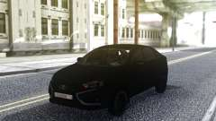 Lada Vesta Stock Sedan para GTA San Andreas