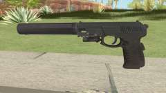 SR1M Pistol Suppressed