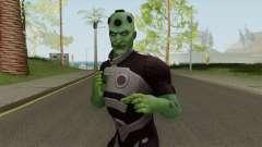 Brainiac From DC Legends V1 para GTA San Andreas