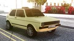 Volkswagen Polo Hatchback para GTA San Andreas