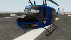 Bell UH-1 Huey POLICIJA BiH para GTA San Andreas