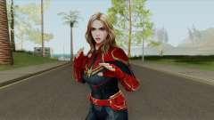 Marvel Future Fight - Captain Marvel (Movie) para GTA San Andreas