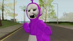 Slendytubbies 3 Tinky Winky Skin para GTA San Andreas