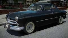 Ford Business Coupe 1949 para GTA 4