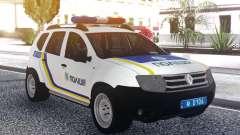 Renault Duster Polícia Da Ucrânia