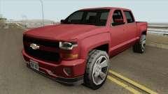 Chevrolet Silverado 2017 (SA Style)