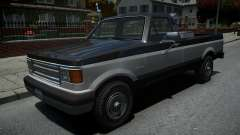 Vapid Sadler Retro Pick-Up Truck v1.2