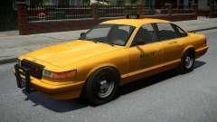 Vapid Stanier Classic Taxi