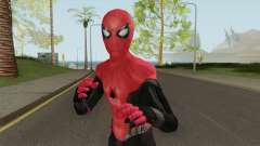 Spider-Man Far From Home (Black) para GTA San Andreas